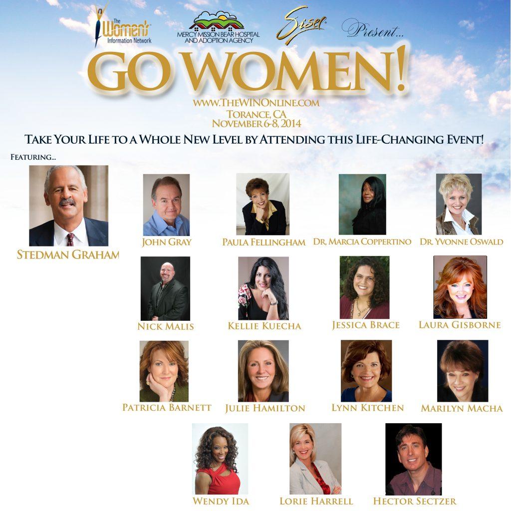 Go Women! Nov. 6-8, 2014