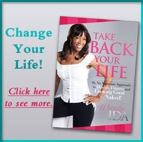 """Wendy Ida's Book """"Take Back Your Life"""""""