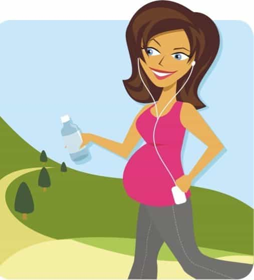 Exercise No-No's for Pregnant Women