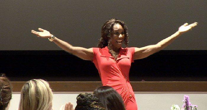Wendy Ida is a dynamic speaker