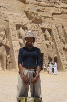 Wendy Egypt Abu Simbel