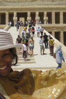 Wendy Egypt Temple