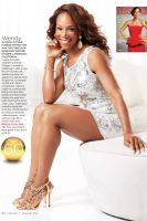 Wendy Ida in Essence Magazine