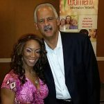 Stedman Graham with Wendy Ida