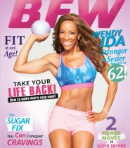 Wendy Ida on the Cover of BFW magazine