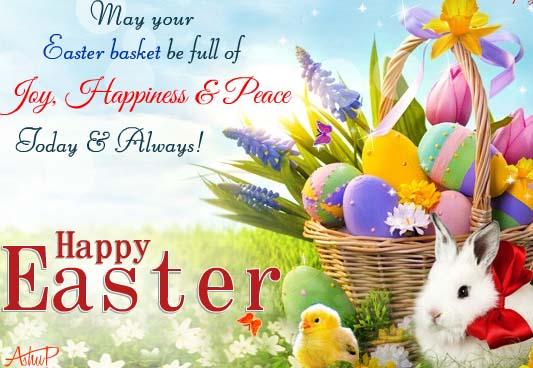 Easter Bunny Greetings