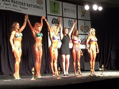 COMPETITION RESULTS