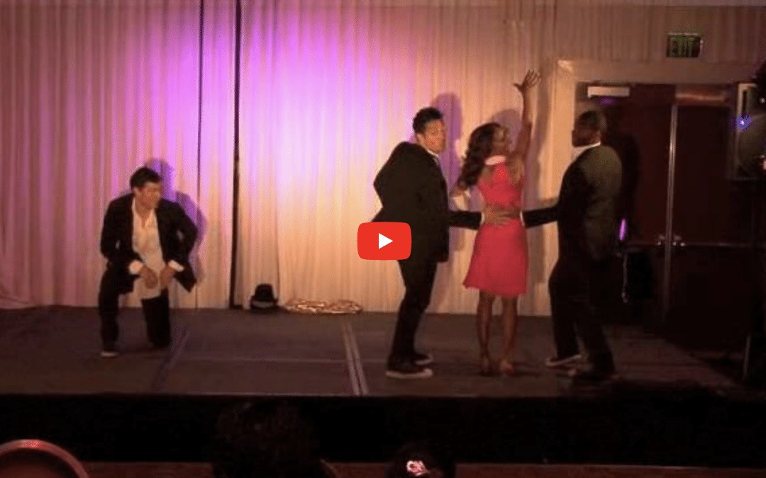 VIDEO DANCE FOR DOMESTIC VIOLENCE