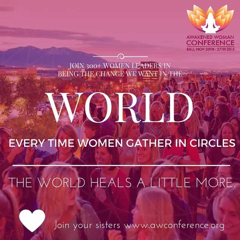 The Awakened Woman Conference Is On The Horizon