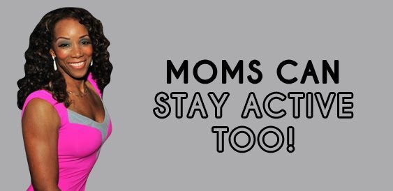Busy Moms Can Lose Weight Too