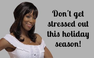 Turn Down The Stress This Holiday Season