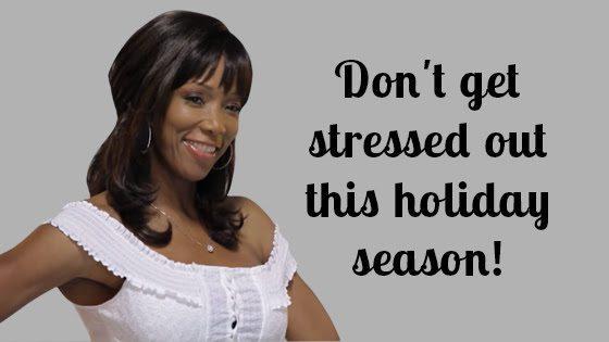 Turn Down The Stress This Holiday Season