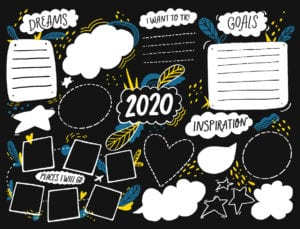 Envisioning a New You in 2020