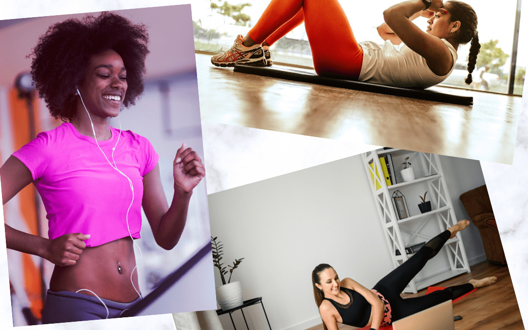 3 Workouts You Can Do While Bingeing Your Favorite Show