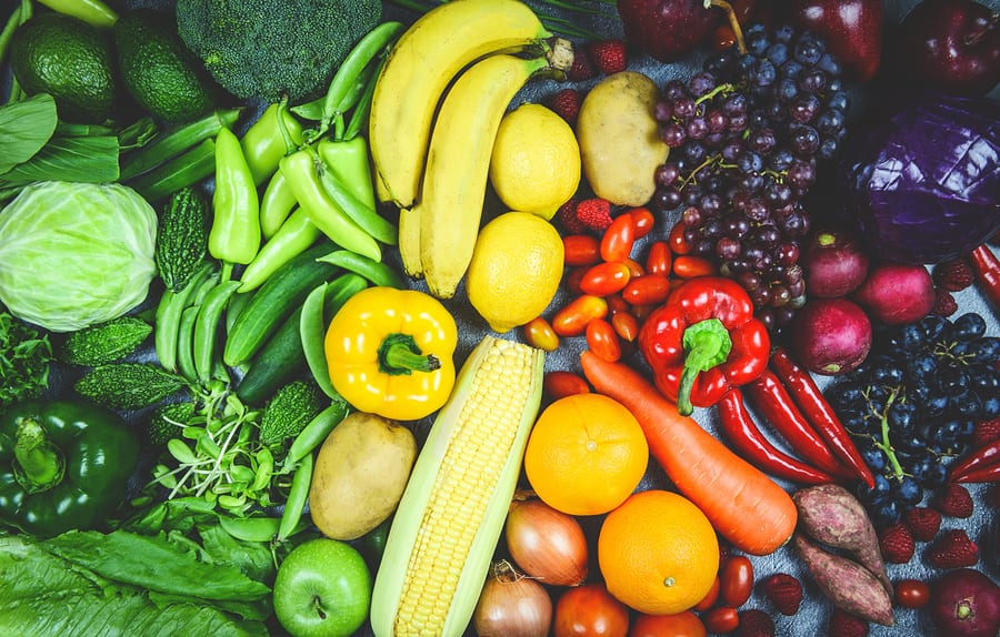 Stay On Track By Freezing Fruits And Vegetables