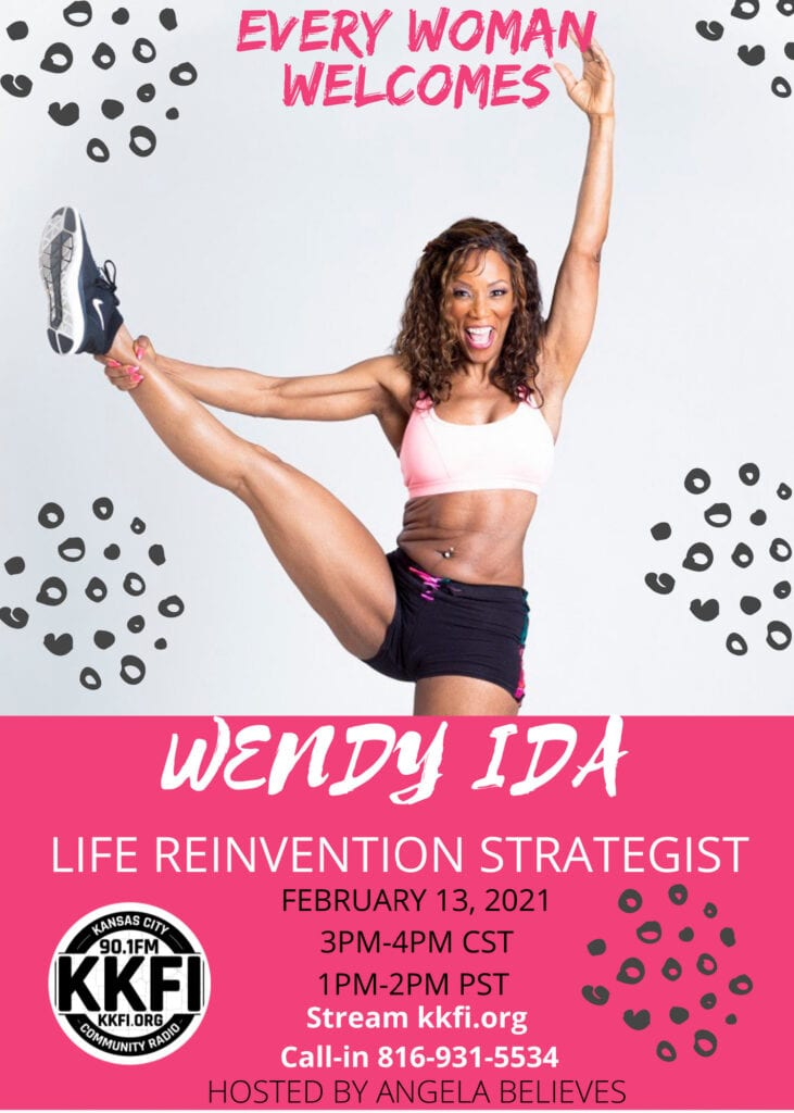 Wendy Ida Feb 13, 2021 Event