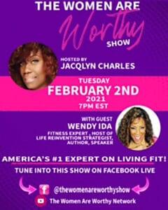 Wendy Ida Feb 2, 2021 Event